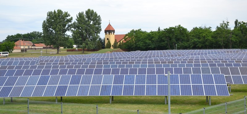 Jegyezze fel: elindult az első önerős naperőmű Magyarországon!