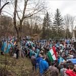 Székely szabadság napja: több ezren voltak Marosvásárhelyen