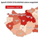 Csak két új fertőzöttet találtak, 21 fővel csökkent a koronavírusos aktív esetek száma