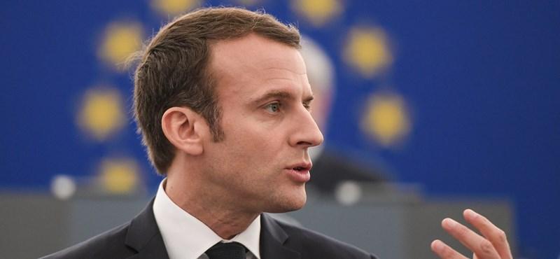 Emmanuel Macron: Az európai újjászületésért