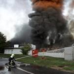 Veszprémi tűz: nyugodtan vehet levegőt
