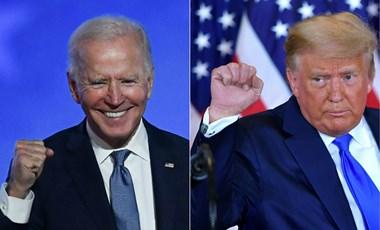 Trump nem nyugszik bele a vereségbe, pert indított a pennsylvaniai voksolás miatt