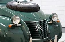 Ez a szuperritka kétmotoros Citroën Kacsa megér 50 millió forintot?