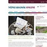 Népszabadság: egy cégre szabhatták a dunai túrahajózási pályázatot