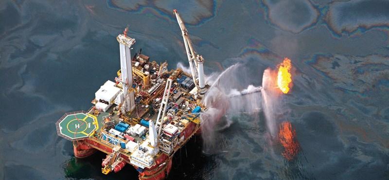 Máig kísért a BP 2010-es olajkatasztrófája, tele van méreggel a tengervíz