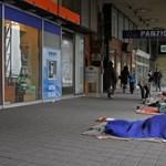 MSZP-s szavazattal ment át a hajléktalanokat kitiltó javaslat Szentendrén