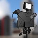 Így csinálhatunk profi kamerát az iPad 2-ből