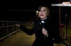 Elküldték a macedón tévéstábot Orbán háza elől