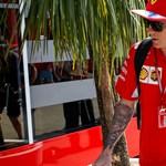 Kimi Räikkönen gyereke megtöltötte cukisággal a Hungaroringet
