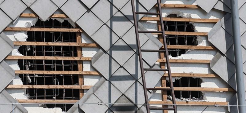 Kétségbeestek a szülők egy gazdagréti azbesztes épület átalakítása miatt