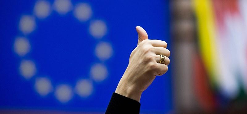 Rekordnépszerű az EU a NER-ben