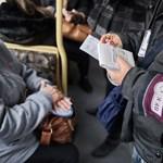 Elbújhat a BKK rekordbliccelője a MÁV-on utazó társa mögött