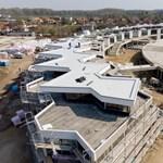 Hatalmas, futurisztikus iskola épül Debrecenben: itt vannak a friss fényképek