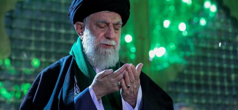 Kikezdték a tekintélyét, de Irán vezetője bízhat politikai rutinjában