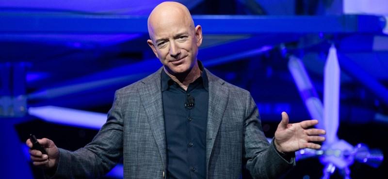 Közel 800 millió dollárt ad Jeff Bezos klímavédelmi célokra
