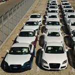 Az Audira is négy év garancia jár