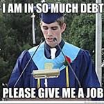 A tíz legidegesítőbb dolog, amit egy munkanélküli diplomásnak mondhatsz