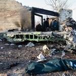 Ukrán légitársaság: Az egyik legjobb gépünk zuhant le Iránban
