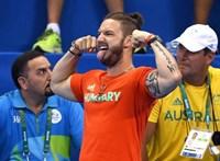 Shane Tusup Hosszú Katinka olasz ellenfelével szövetkezik, de egy 15 éves magyar úszótehetséggel is bizonyítani szeretne