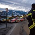Három emberrel végzett egy svájci ámokfutó