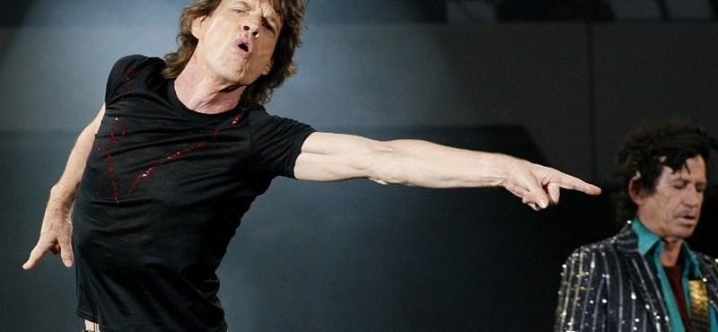 Már hatvanat sem kell aludni az új Rolling Stones-nagylemezig