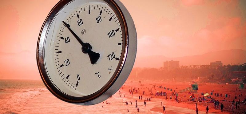 Van egy hely a Földön, ahol vészes gyorsasággal emelkedik a hőmérséklet, a kutatók is aggódnak