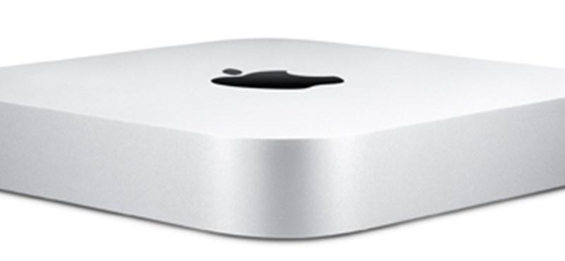 Itt az új Mac Mini és MacBook Air! Nincs többé fehér MacBook?