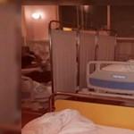 Egy anya szerint székeken éjszakáznak a szülők a gyermekük mellett a Heim Pál Kórházban