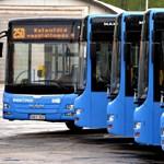 Fotó: Megint új buszok állnak a budapesti forgalomba