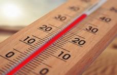 A hét közepéig kitart a meleg nyárutó