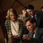 Nem kell minden zseniről filmet csinálni – csalódás a Kódjátszma