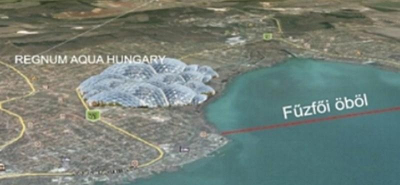 Világszám a Balaton partján vagy futurisztikus, megalomán lidérc?