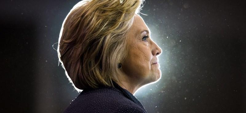 Az FBI most nyitotta újra Hillary Clinton email-aktáját
