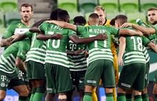 Ferencváros–Molde a BL-csoportkörért