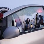 Lövöldöztek hajnalban az M5-ösön, meghalt egy ember