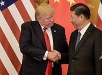 Elveszítette az értelmét Trump Kína elleni kereskedelmi háborúja?