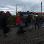 Menekültválság: gyékényesi vasutasok tagadták meg a munkát, mert félnek a fertőzéstől