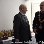 Már hivatalosan is bíró Patyi András