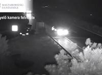 Román táncosnőket raboltak ki az M5-ös autópályán – videó
