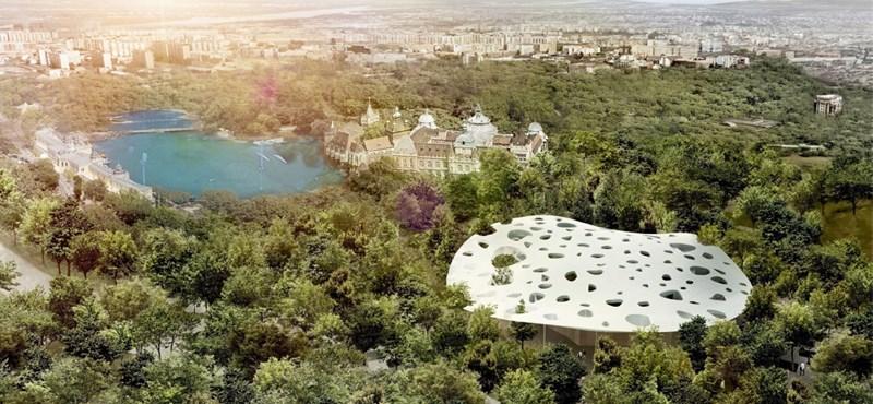 Az év második felében már építeni kezdik a Magyar Zene Házát
