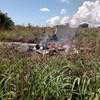 Lezuhant egy focistákat szállító kisgép Brazíliában