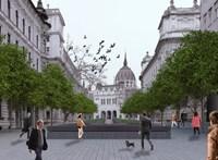 Tagadják, hogy a Trianon-emlékmű miatt bontanának bele az Agrárminisztériumba