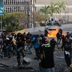 Kifulladni látszanak a venezuelai ellenzékiek