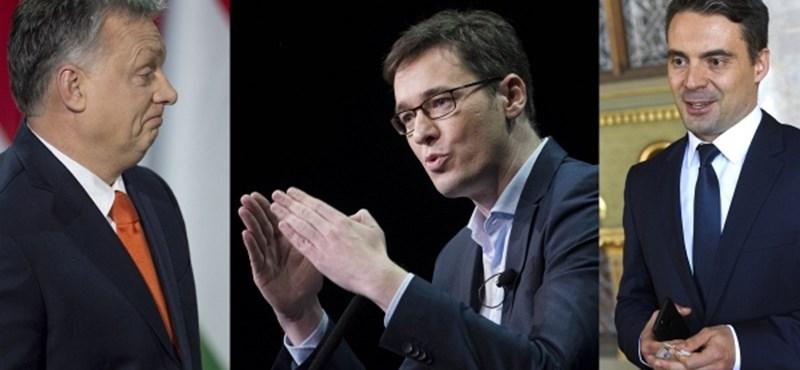 Medián: A Fidesz nem ingott meg, de hatszázezer pártnélküli szavazótól tarthat