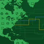 Új internetkábelt húz ki az óceán mélyén a Google, gyorsabban jönnek majd a gigabájtok