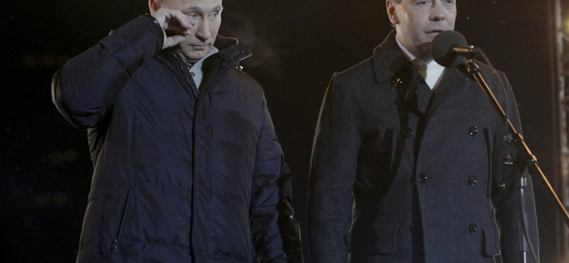 Megcsappant tavaly Putyin fizetése