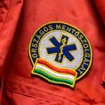 Egyszerre öt balesethez riasztották a mentőket Győr-Moson-Sopron megyében