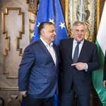 Most nem veszett össze az EP-vel Orbán Viktor