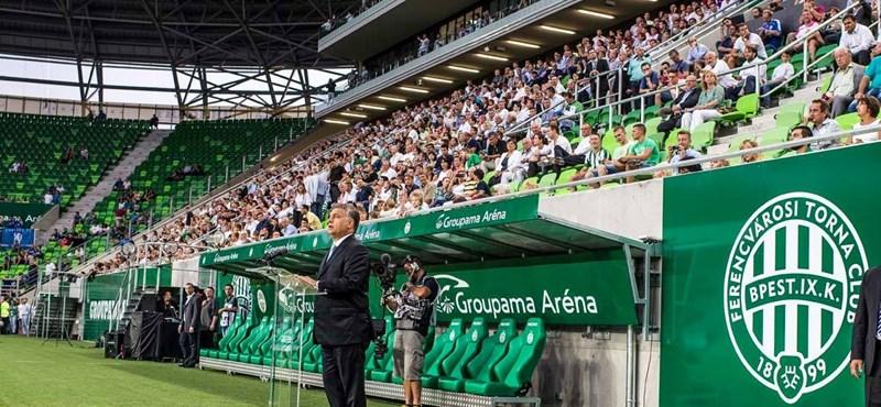 RTL: 96 millió forint közpénz ment a Fradi-stadion megnyitójára