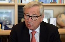Juncker: A megállapodás nélküli Brexit még sosem volt ennyire valószínű